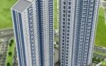 トリオン・タワーズ 1 (Trion Towers 1) 2BR